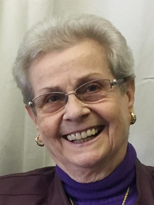 Madeleine Vespa, trésorière